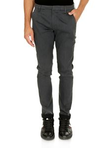Dondup - Gaubert trousers in dark grey