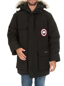 Canada Goose - Expedition parka in black