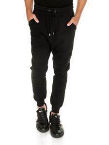 Dondup - Black cotton sweatpants