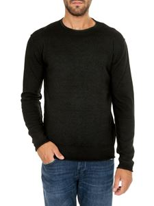 Dondup - Black crew neck pullover