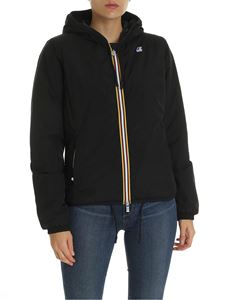 K-way - Lily down jacket in black