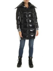 Colmar Originals - Long down jacket in white and black color