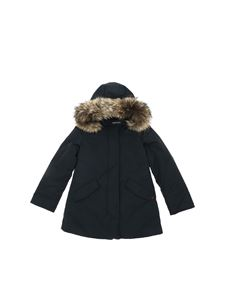 Woolrich - Artic Luxury jacket in blue