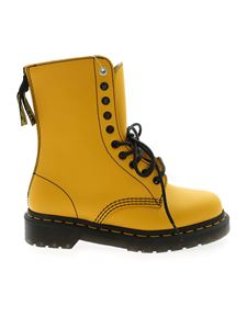 Dr. Martens - Y's 10 Eye ankle boots in yellow