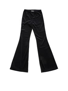 Monnalisa - Fashion Zampa pants in black