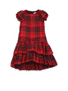 Monnalisa - Red Gale Country dress