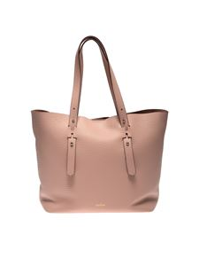 Hogan - Big Tote bag in powder pink