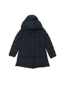 Woolrich - Puffy Prescott down jacket in blue