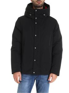 Woolrich - Boundry down jacket in black