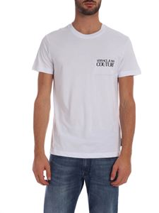 Versace - Versace Jeans Couture white T-shirt