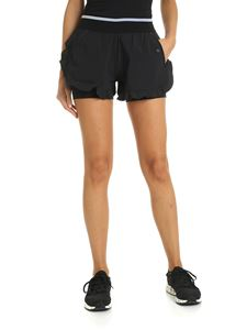 Adidas by Stella McCartney - Hit shorts in black