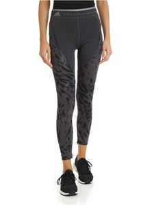 Adidas by Stella McCartney - Run Long Tight leggings in grey