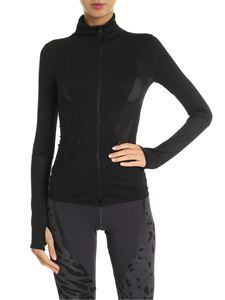 Adidas by Stella McCartney - P ESS Midlayer sweatshirt in black