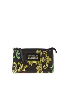 Versace - Versace Jeans Couture clutch bag in black