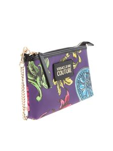Versace - Versace Jeans Couture clutch bag in purple