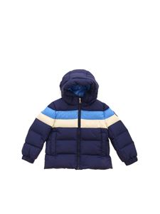 Moncler Jr - Janvry down jacket in blue