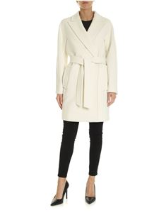 Max Mara - Raoul coat in cream color