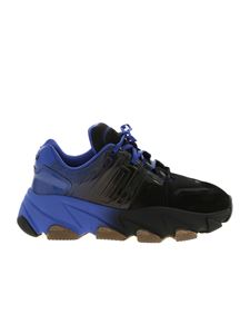 Ash - Extasy sneakers in black and blue