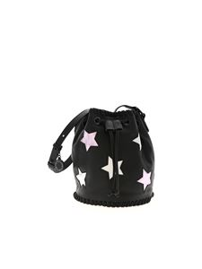 Stella McCartney Kids - Secchiello nero con stelle