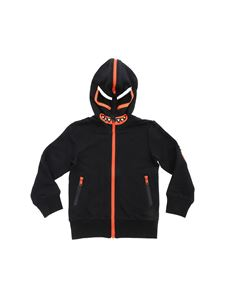 Stella McCartney Kids - Halloween hoodie in black