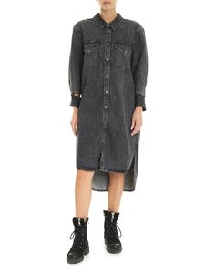 Diesel - De-Blank dress in black