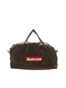 Moncler - Nivelle handbag in Army green color