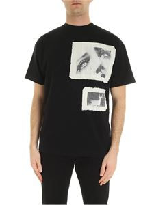 Palm Angels - Patches T-shirt in black