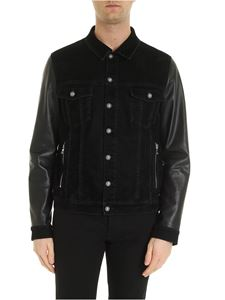 Balmain - Branded buttons jacket in black