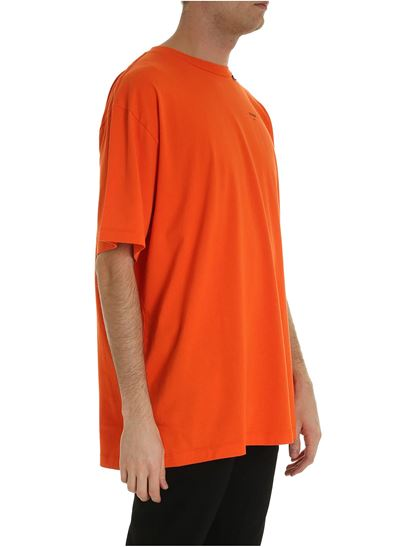 taille 40 3b655 e9a00 Abstract Arrows T-Shirt in orange