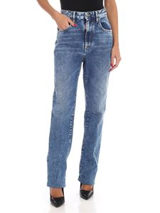Dsquared2 - Tight jeans in light blue