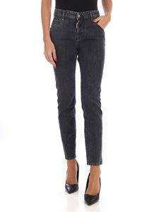 Dsquared2 - Jeans Cool Girl nero