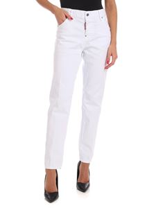 Dsquared2 - Cool Girl jeans in white