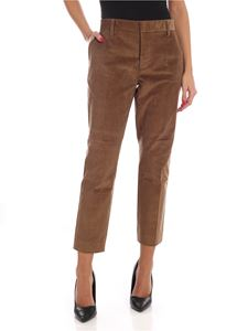 Dsquared2 - Kick Fit trousers in brown