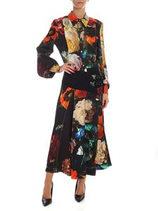 Paul Smith - New Masters multicolor long dress