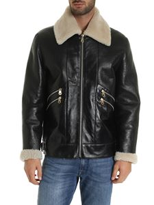 Paul Smith - Sheepskin in black