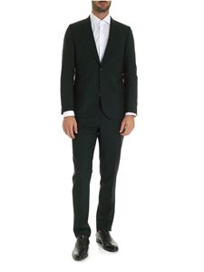 Paul Smith - Two button suit in green