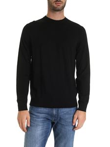 Paul Smith - Merino wool pullover in black