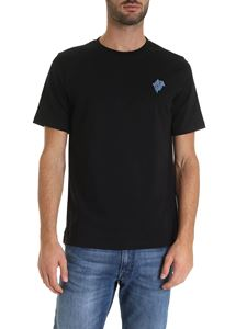 Paul Smith - Embroidered logo black T-shirt