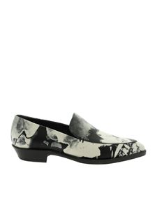 Paul Smith - Janell shoes in black and white