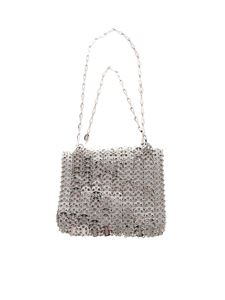 Paco Rabanne - Iconic 1969 shoulder bag in silver
