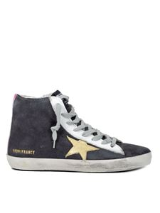 Golden Goose Deluxe Brand - Francy sneakers in gray with golden star
