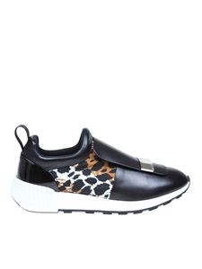 Sergio Rossi - Sr1 Running sneakers in black