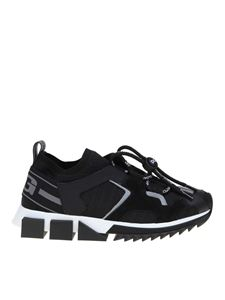 Dolce & Gabbana - Sorrento Trekking sneakers in black