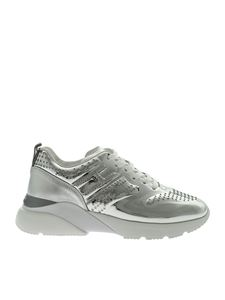 Hogan - Sneakers Active argentate