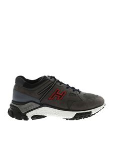 Hogan - Sneakers H477 Urban Trek grigie
