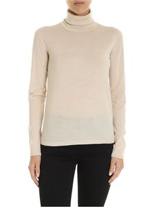 Max Mara - Anta turtleneck in ecru color