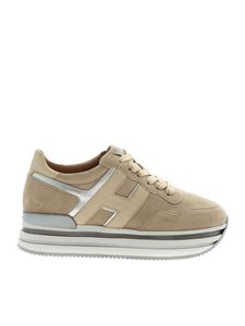 Hogan - Sneakers H483 beige