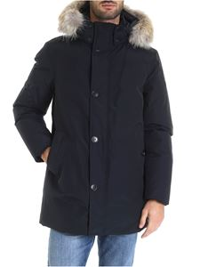 Woolrich - Parka South Bay blu