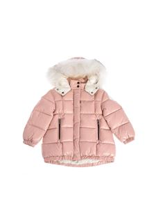 Moncler Jr - Parana down jacket in pink