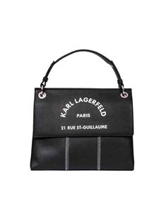 Karl Lagerfeld - Rue St Guillaume bag in black